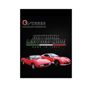 gv automotive products natural leather care