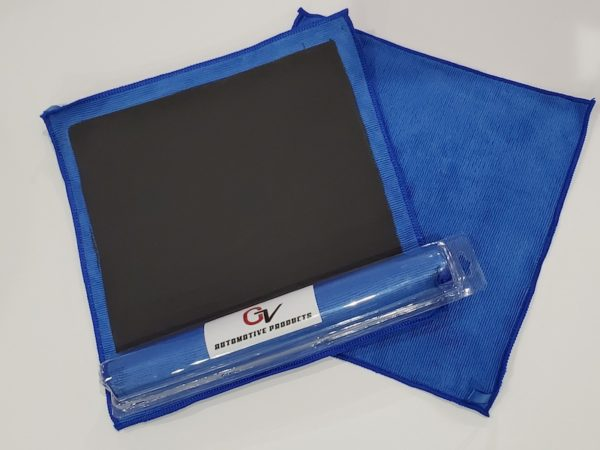 gv automotive products clay towel