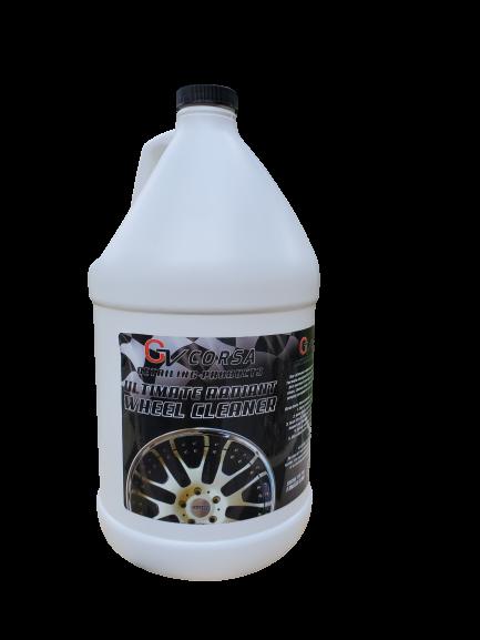 ultimate radiant wheel cleaner gallon